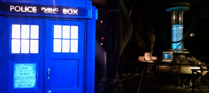 Doctor who Experience, un Must para fans