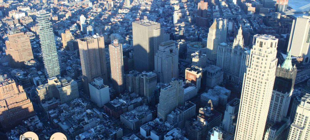 One World, en World Trade Center, el renacer desde las cenizas